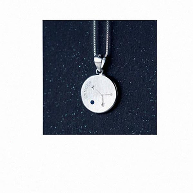 Your Zodiac Constellation  Necklace