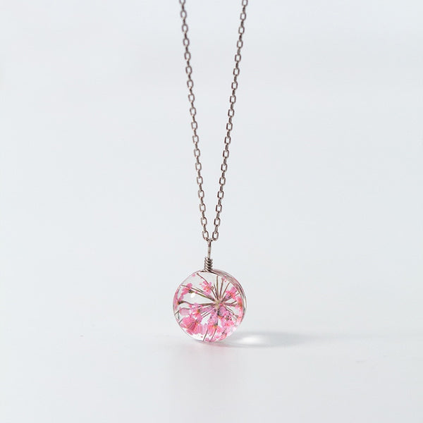 Blossomed  Necklace