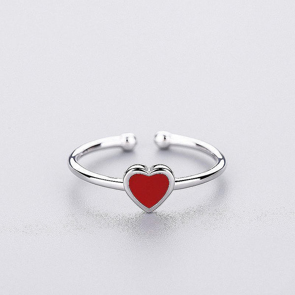 My Little Heart Sterling Silver Ring