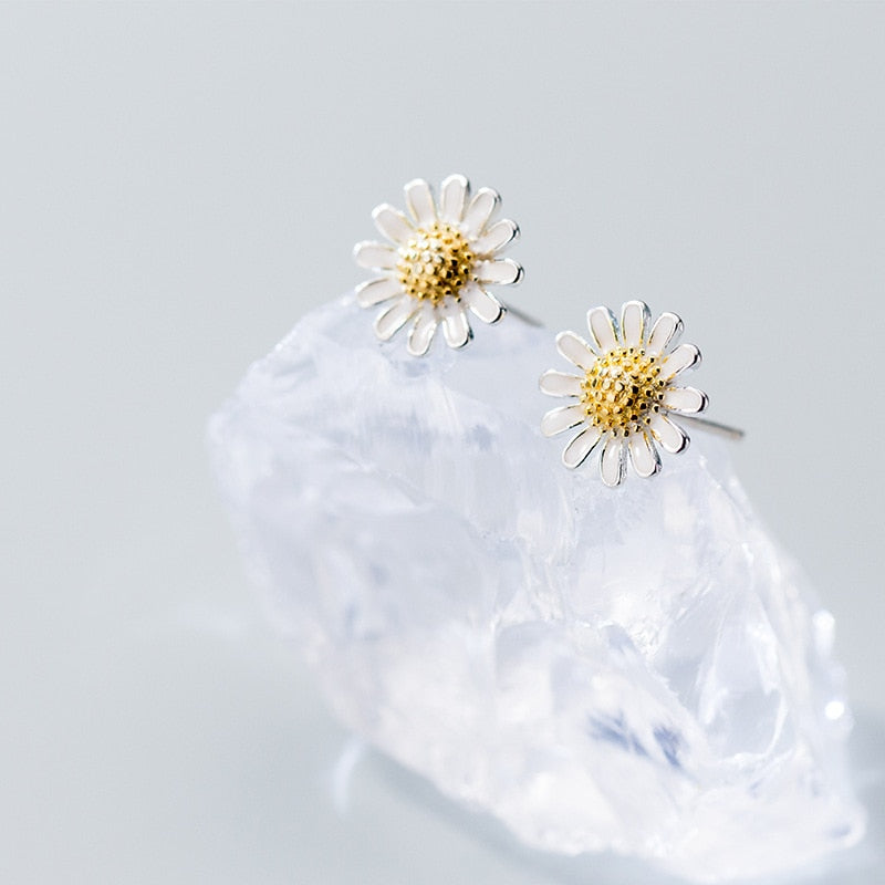 My Darling Daisy Sterling Silver Studs