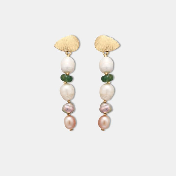 Exceptional Pearls Drop Earrings