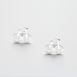 Final September 73-Silver Earrings-Blinglane