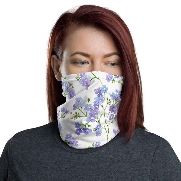 Purple Hues Neck Gaiter-Neck Gaiters-Blinglane