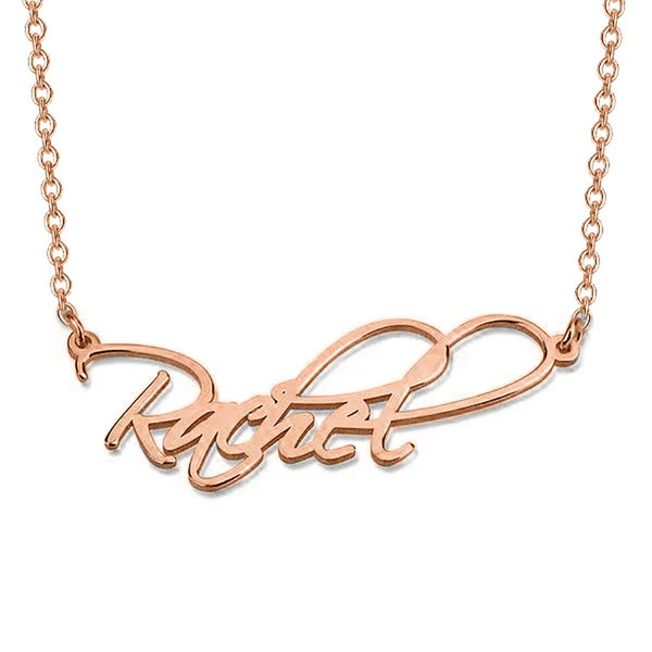 Personalize Your Name  Necklace