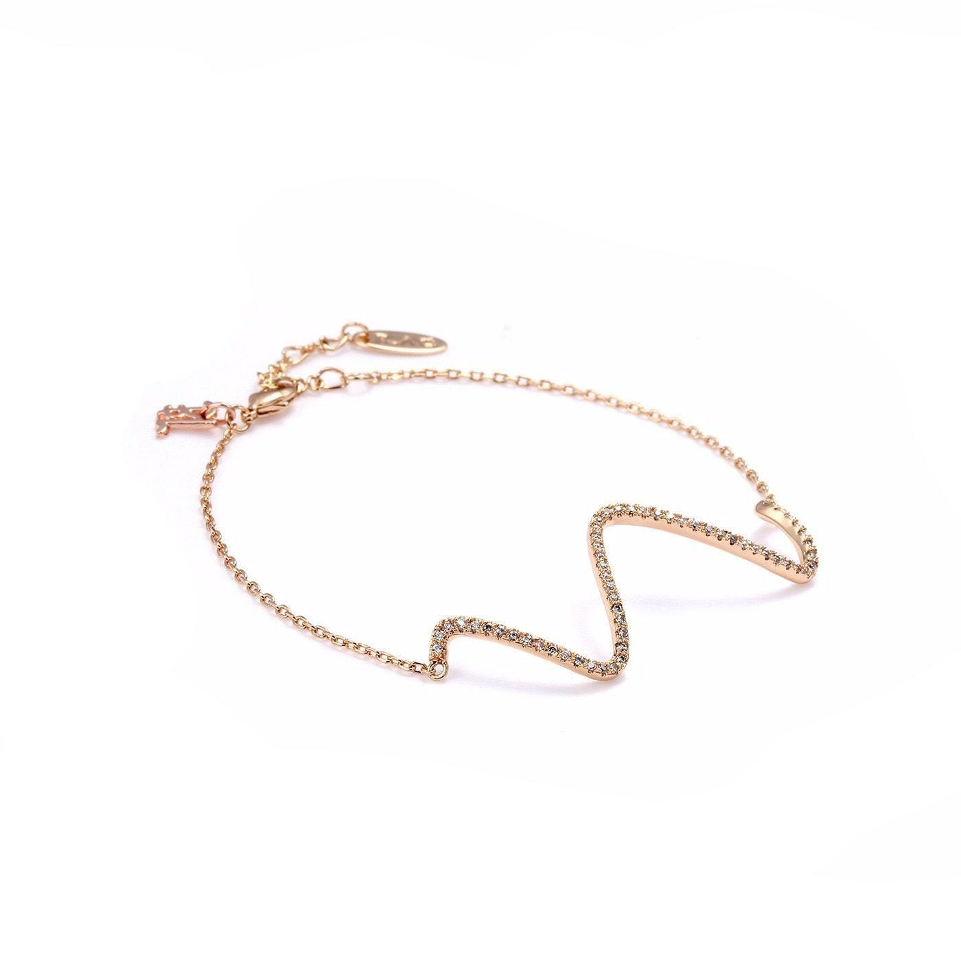 Sheer Curves Elite Bracelet-Blinglane