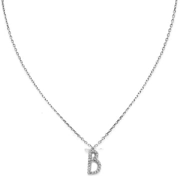 Your Initial B Necklace-Blinglane