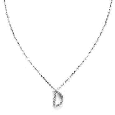 Your Initial D Necklace-Blinglane