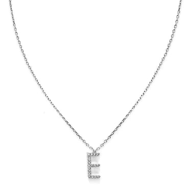 Your Initial E Necklace-Blinglane