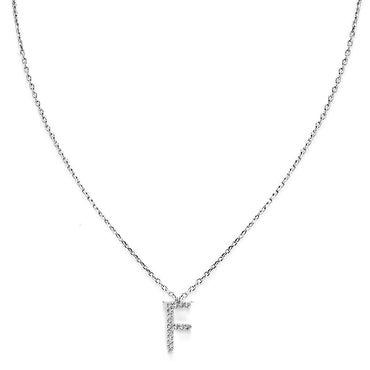 Your Initial F Necklace-Blinglane