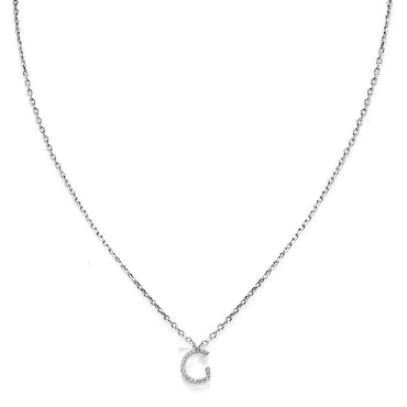 Your Initial G Necklace-Blinglane