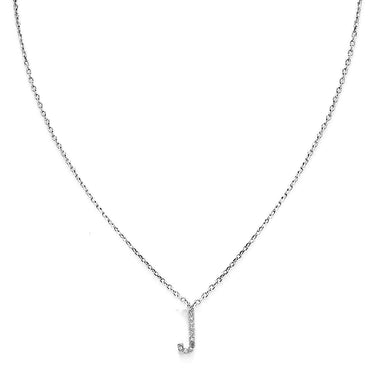 Your Initial J Necklace-Blinglane