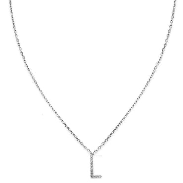 Your Initial L Necklace-Blinglane