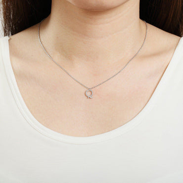 Your Initial Q Necklace-Blinglane
