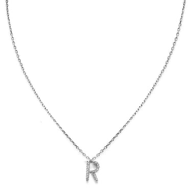 Your Initial R Necklace-Blinglane