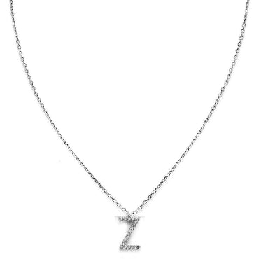 Your Initial Z Necklace-Blinglane