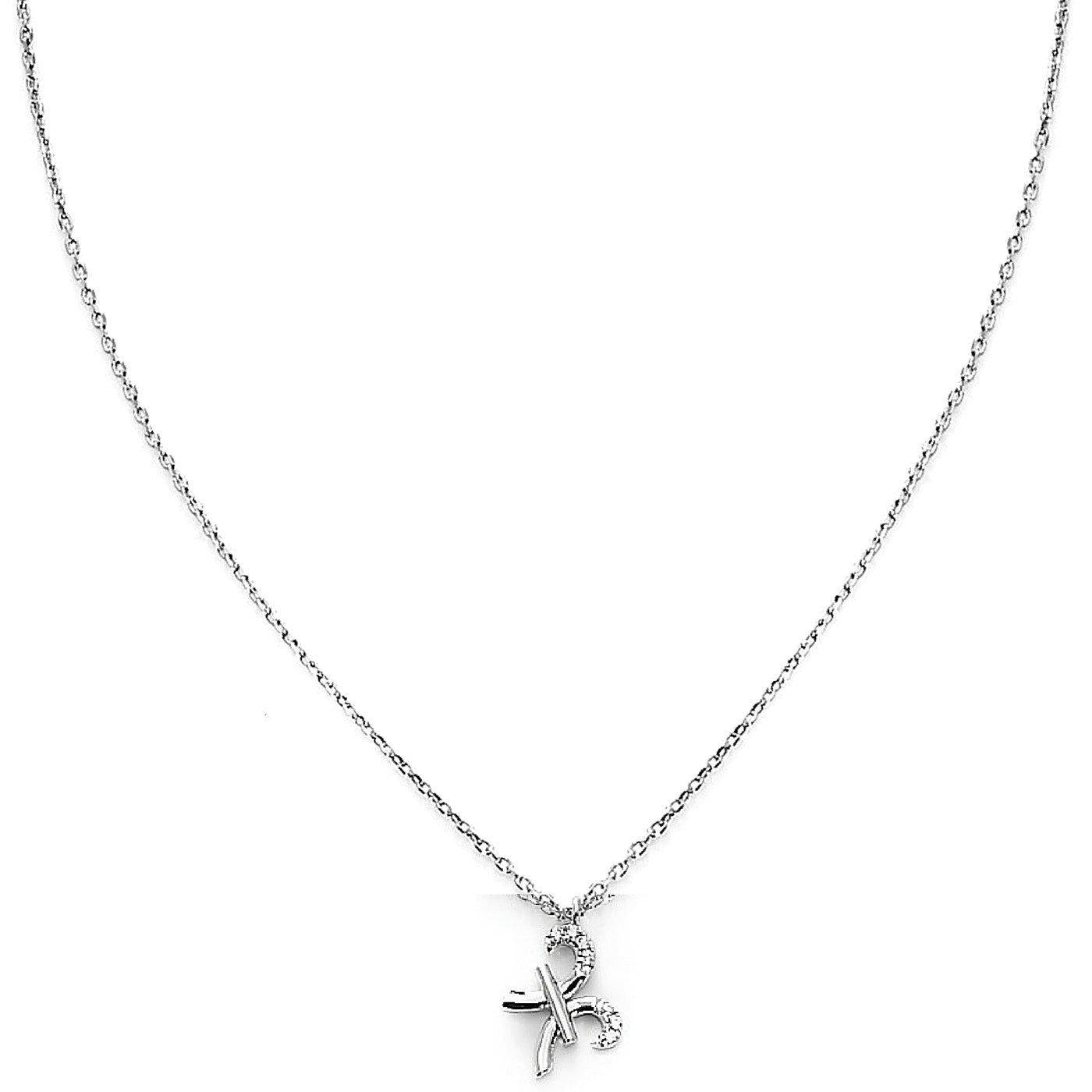 Zodiac Pisces Necklace-Blinglane