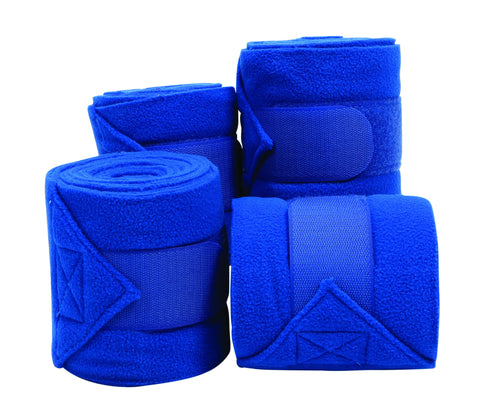 Roma Thick Polo Bandages - Set of 4