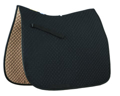 Roma Ecole Mini Diamond Quilt All Purpose Saddle Pad