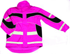 Equisafety Lightweight Aspey Jacket pink