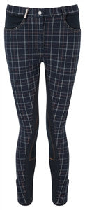 Caldene Sherringham Checked Breeches