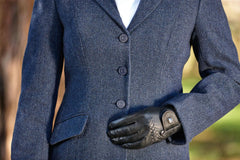 Dublin Cubbington Tweed Jacket  navy