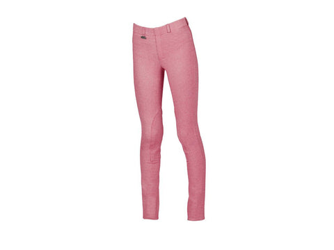 Dublin Supa Fit Classic Melange Pull On Children's Jodhpurs