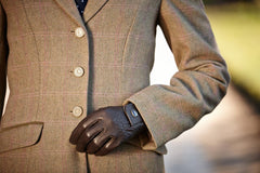 Dublin Wolverton Tweed Jacket olive