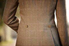 rear Dublin Wolverton Tweed Jacket