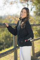 Horze Zipcode Fleece Jacket full