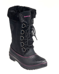 Harry Hall Drift Boots Black