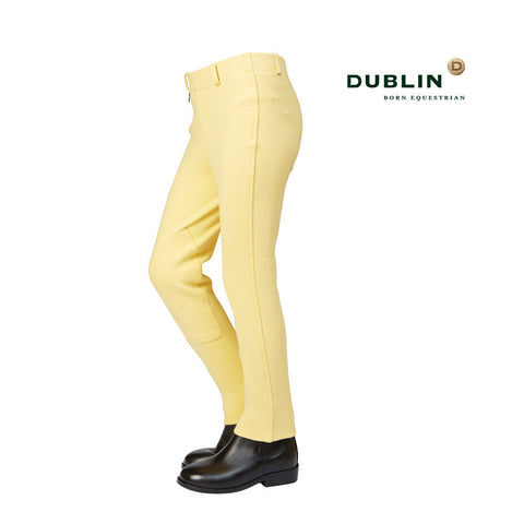 Dublin Supafit Classic Pull on Jodhpurs Child