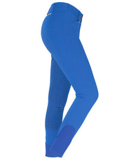 Horze Grand Prix Women's Extend Full Seat Breeches blue