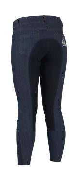 Dublin Supa Shape IT Denim Full Seat Breeches