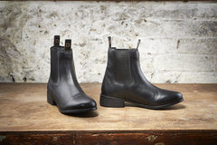 dublin elevation jodhpur boots black