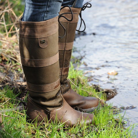 Dublin River Boot Wide Fit