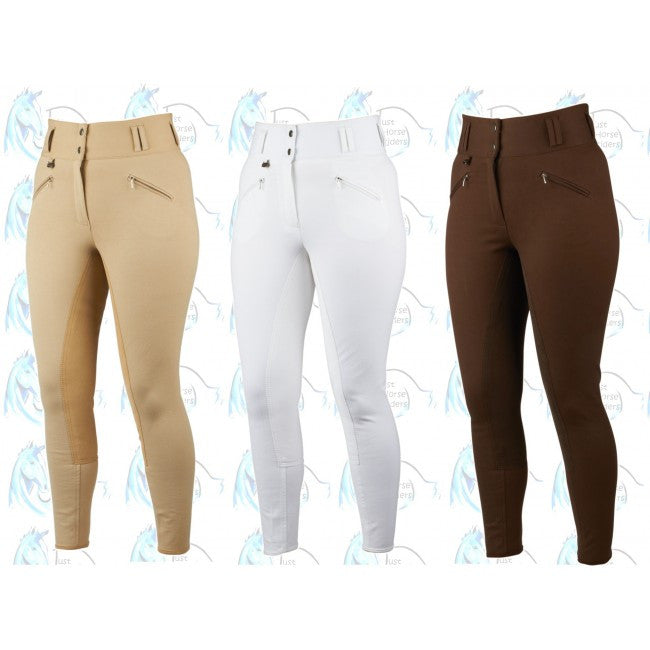 Dublin Supa Embrace Full Seat Breeches