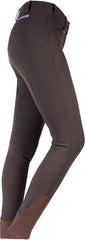 Horze Grand Prix Women's Extend Leather Knee Patch Breeches sale