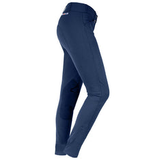 Horze Grand Prix Women's Extend Leather Knee Patch Breeches uk