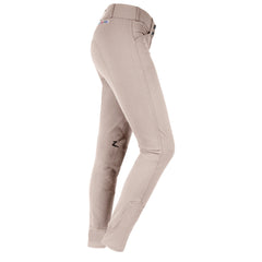 Horze Grand Prix Women's Extend Leather Knee Patch Breeches size 10