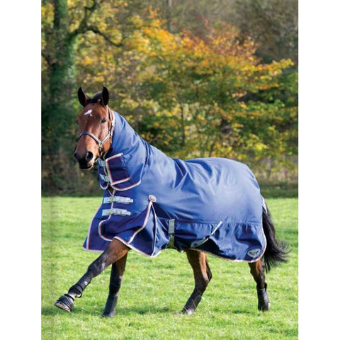 Masta Climatemasta 100g Fixed Neck Turnout Rug