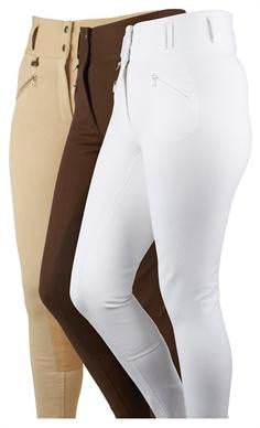 Dublin Supa Embrace Heritage Full Seat Breeches