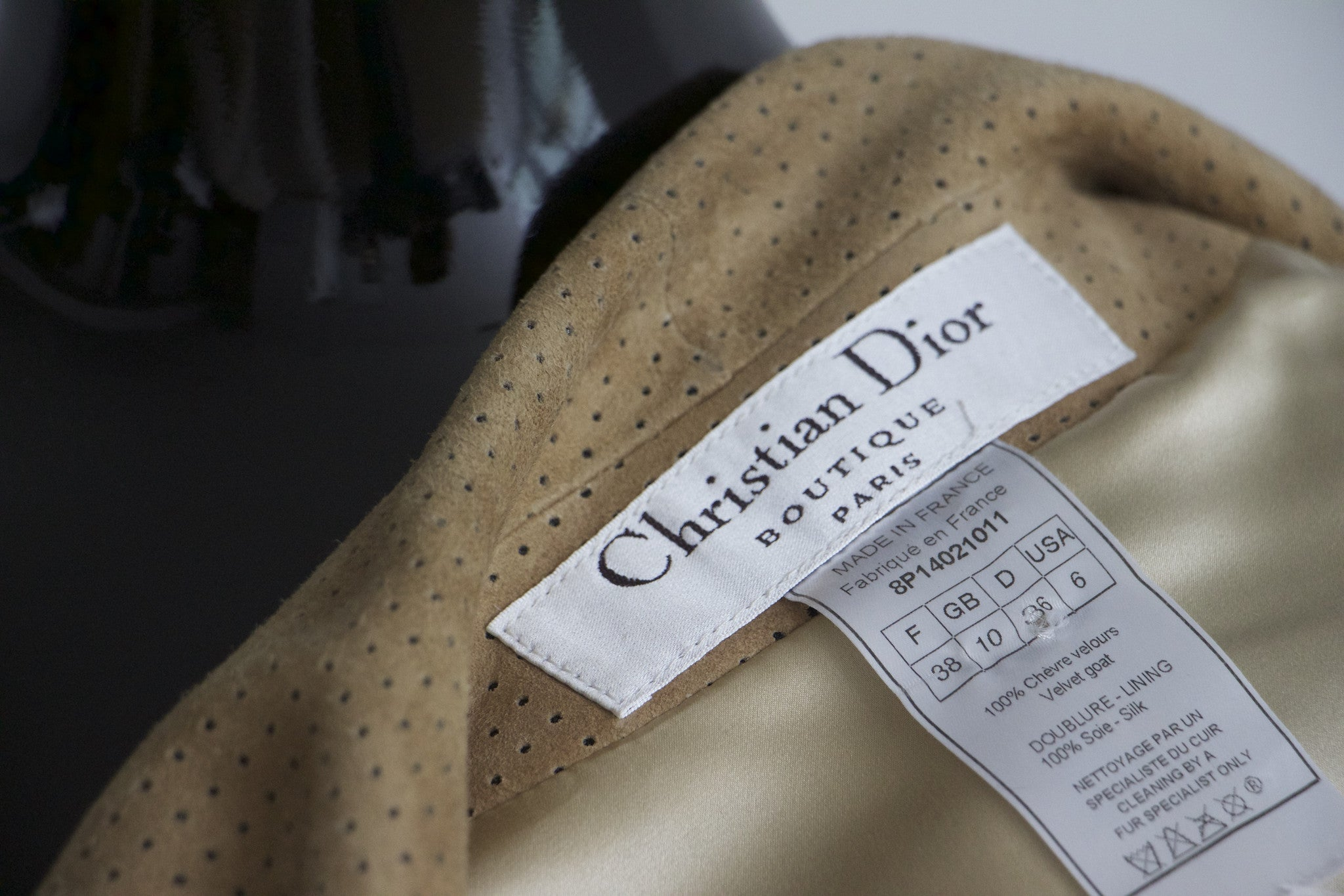 Vintage Christian Dior Outfit (2)