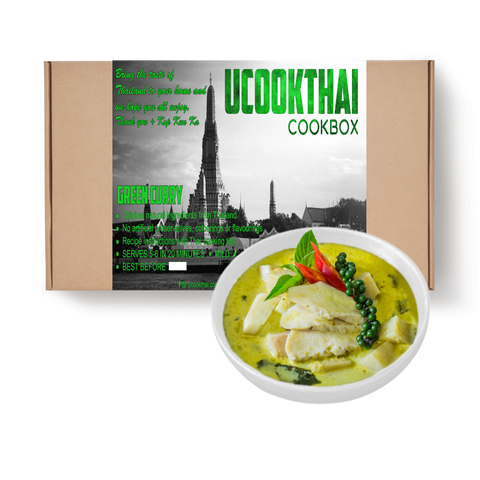 Green Curry Cookbox