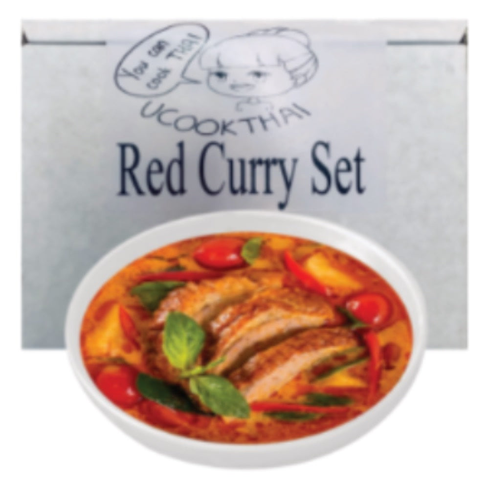 Red Curry Cookbox