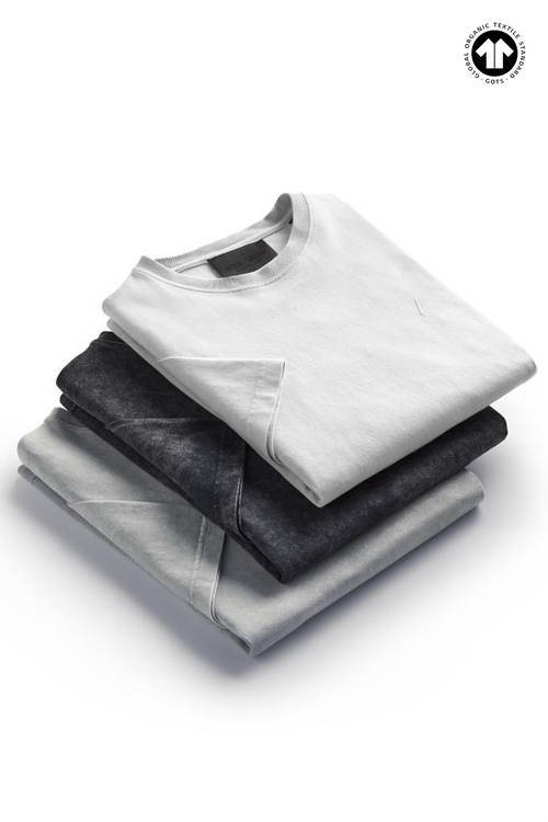 220 WASHED T-SHIRT-KOLLEKTION