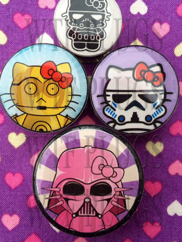 Star Wars X Hello Kitty