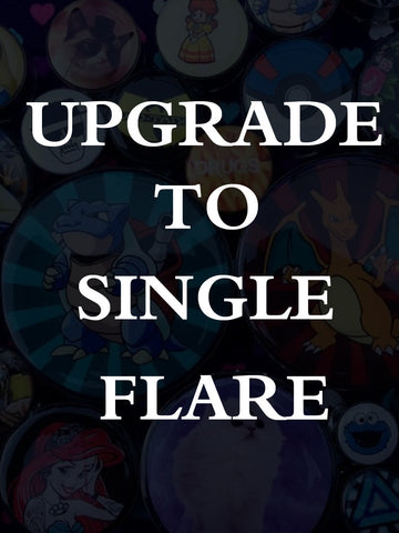 Upgrade Your Plugs To Single Flares
