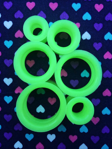 Glow In The Dark Silicone