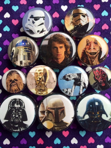 Star Wars Plugs