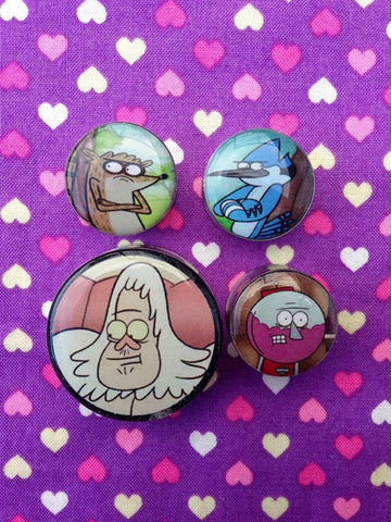 Regular Show Plugs